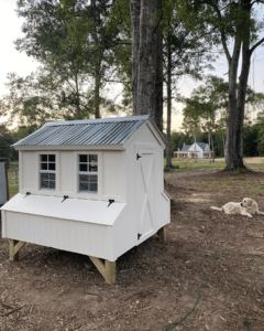 diy farmhouse chicken coop